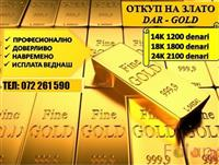 Otkupuvam zlato po najaka cena