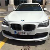 BMW 740 XDrive M-Paket  individual Full