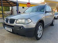 BMW X3 2.0d 150ks REG NA BG TABLICI - 06