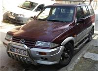SSANGYONG MUSSO -96 ITNO