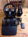 Logotech g27 racing whee