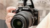 Nikon d3200 objektiv 18 55mm vo odlicna sostojba