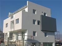 Izrabotka na fasadi so stiropor M i S Fasadi