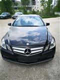 Mercedes E350 CDI kupe