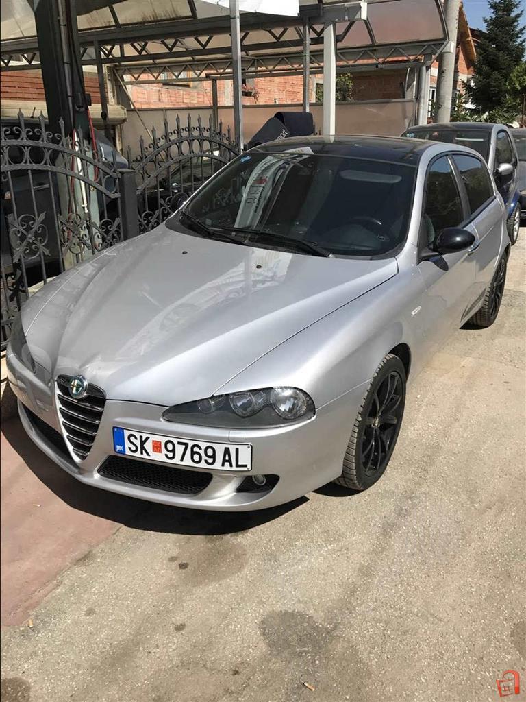 Ad Alfa Romeo 147 Ti For Sale Skopje Gazi Baba Manual Vehicles Automobiles 2754514 Year 2006
