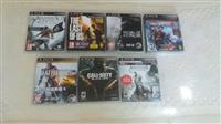 PS3 igri i zamena