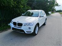BMW X3 X-drive Panorama