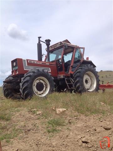 ad traktor fiat 180 90 for sale kavadarci kavadarci vehicles agricultural and. Black Bedroom Furniture Sets. Home Design Ideas