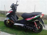 MOTO B PESCARO 2013so 2000km