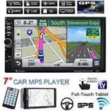 Avtoradio Car MP5 so GPS Navigacija