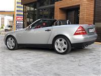 Mercedes-Benz SLK200 benzin plin kabriolet 79000km