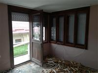 Drveni prozori i vrati