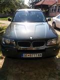 BMW X3 2.0 150Hp 4×4