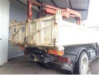 Tipper Trucks VOLVO FM7-19