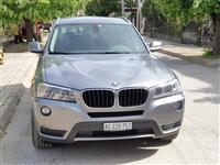 BMW X3 2.0D XDrive sportline