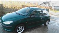 Peugeot 206 1.9 -99