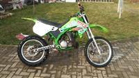 Kawasaki 125cc full kros 2t