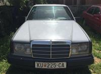 MERCEDES 124D -87 REG DO 06.20.2017