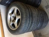 205/55/15 4-BANDASI+GUMI ZA BMW E46 I DRUGI