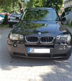 BMW X3 3.0d automatic 4x4 -04
