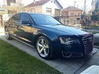 Audi A8 4.2 tdi w12 optika