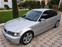 BMW E46 320D Packet Model
