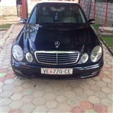 Mercedes E 220 Full oprema