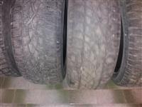 4 set zimski gumi
