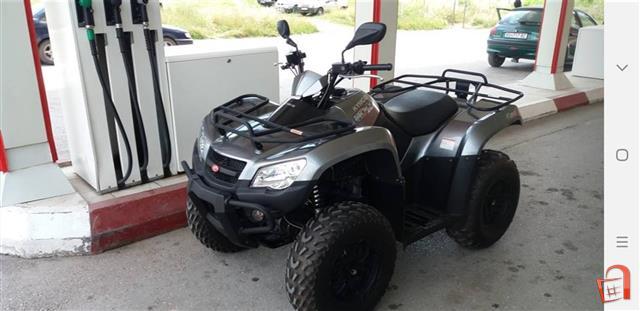 Kymco-ATV-450cc-4x4