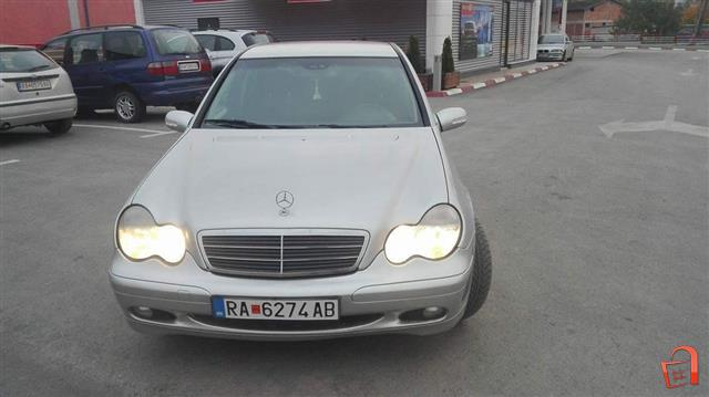 Ad Mercedes C 200 For sale, Radoviš, VEHICLES, Automobiles