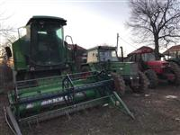 Traktori i kombajn