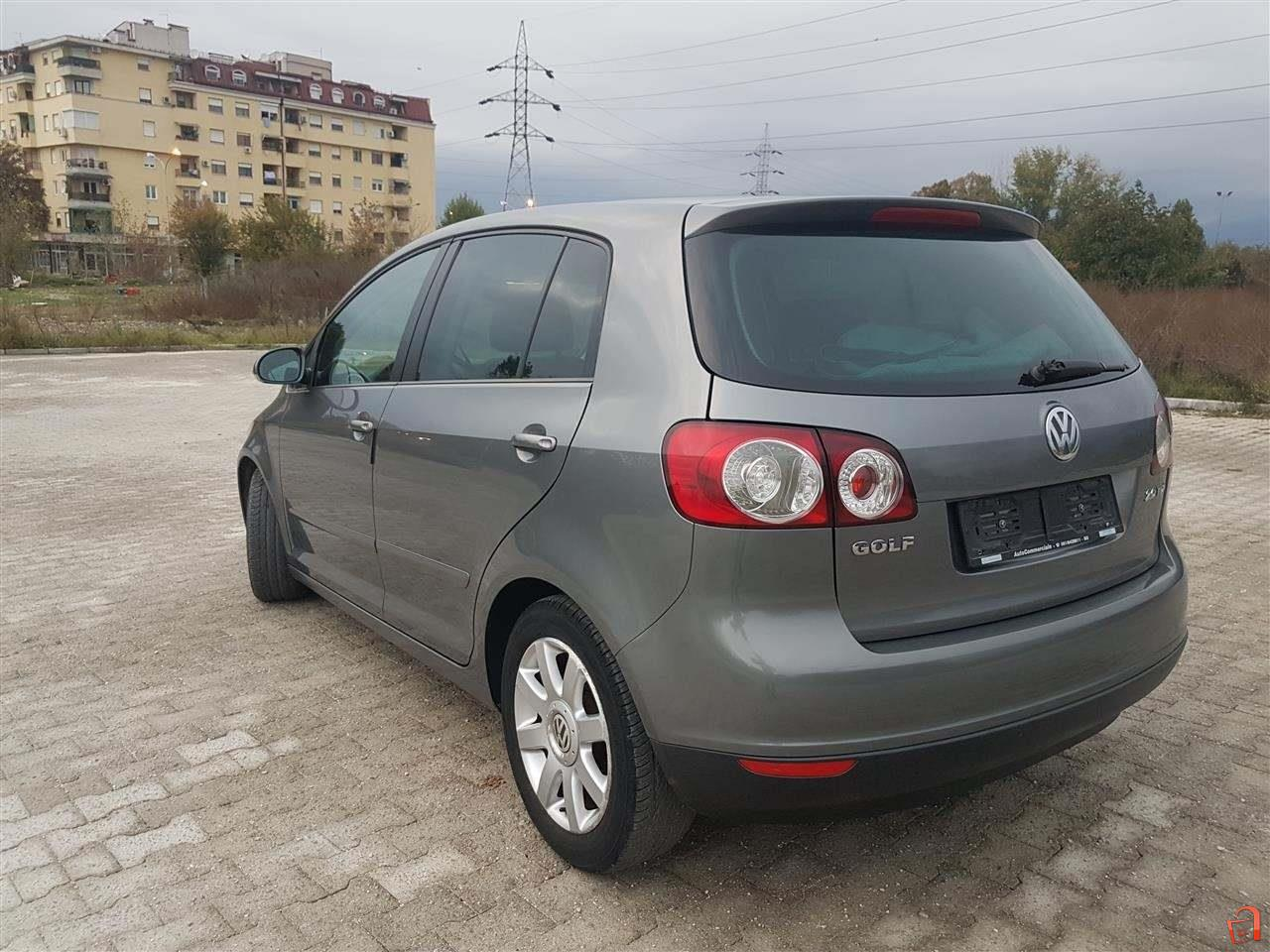 ad vw golf 5 plus 2 0 tdi 103 sportline 05 for sale skopje butel vehicles. Black Bedroom Furniture Sets. Home Design Ideas