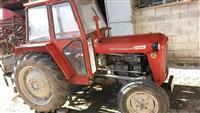 Traktor IMT 539 i dva Kombi Ford