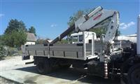 Avtodigalka Hiab od 8 toni
