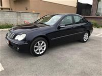 Mercedes C200 cdi 2005 gd avangard so full oprema
