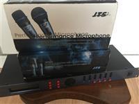 DSP Procesor za zvuk i Mikrofoni JTS