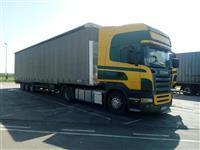 Vlekaci Scania R420 euro4