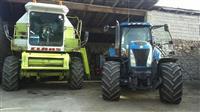 Traktor Claas dominator 106