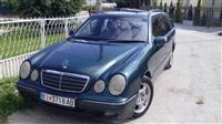 Mercedez Benz E220 -00
