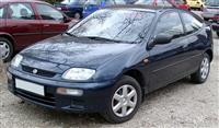 Mazda 323 mnogu cuvana Atestiran plin