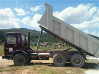 Kamion MAN odlicno socuvan