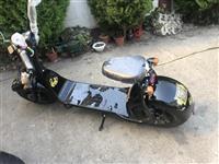 NOVO MOTORCE NA STRUJA