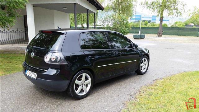 ad vw golf 5 1 9 tdi 105 ks sportline 06 ful for sale skopje skopje vehicles. Black Bedroom Furniture Sets. Home Design Ideas