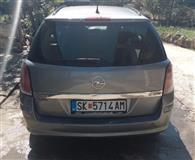 Opel Astra moze i zamena