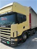 Scania 124 EURO 3   Poluprikolka Schmitz