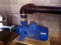 Elektricna pumpa za navodnuvanje STAC