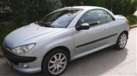 Peugeot CC 206 2.0  -02 ITNO