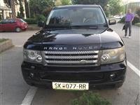 Range Rover Sport 3.6 TDV8 272 ks neuvezuvan