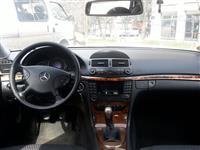 Mercedes E270cdi Extra cena za kesh Mozna zamena