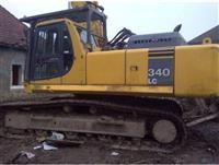 Demolition Excavators KOMATSU PC340 LC